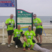 Group raising money for Yorkshire Air Ambulance.