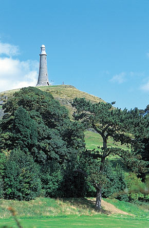 The Hode Monument - Ulverston