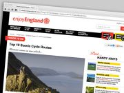 Enjoy England Website