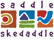 Saddle skedaddlelogo