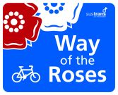 Way of the roses logo