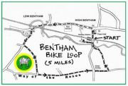 Bentham bike loop