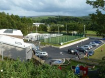 Halton centre - view of new facilities